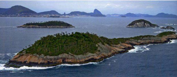 Ilhas Cagarras, Crédito O Globo