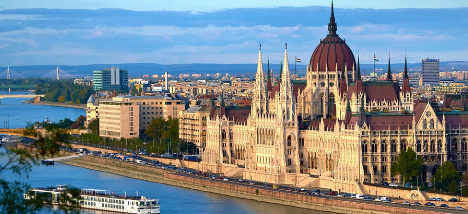Foto: Budapest River Cruises