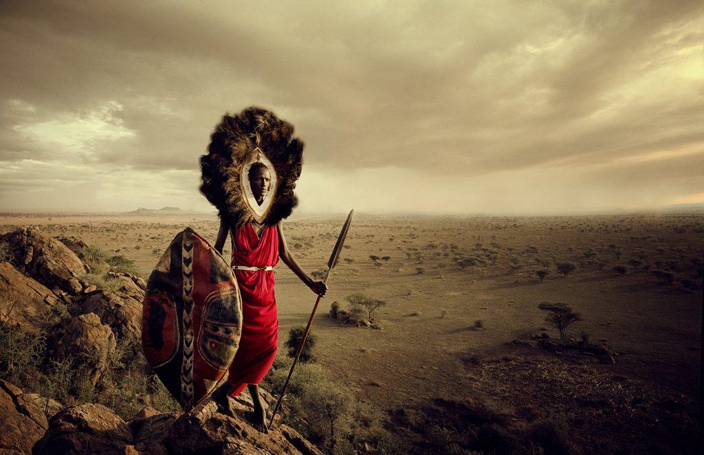 Jimmy_Nelson_Tribo Maasai