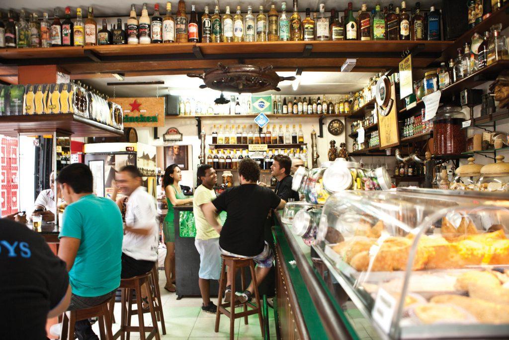 O Meu Garoto da Manoel Barata. Foto: prazeresdamesa.uol.com.br