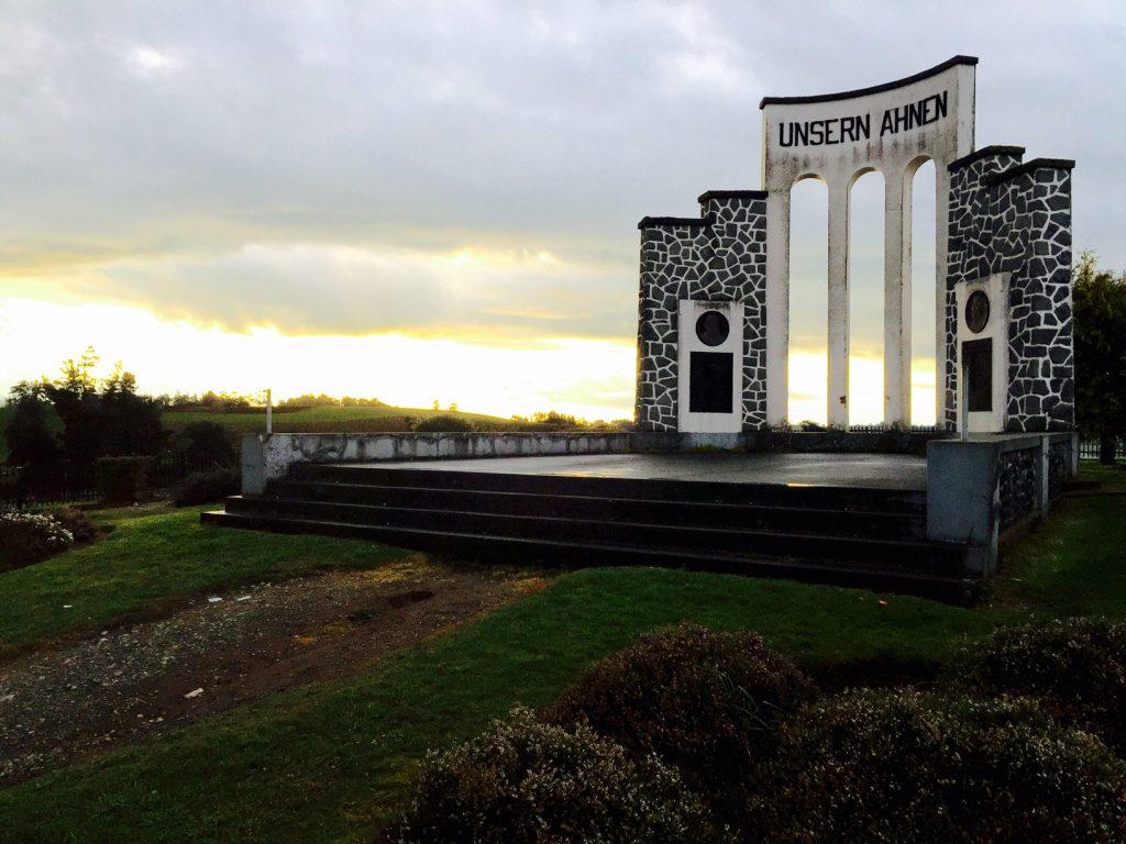 Monumento aos imigrantes alemães