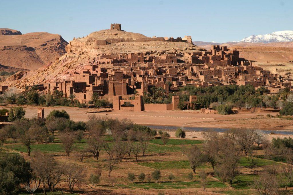 Ouarzazate - Créditos: tracedirecte.com