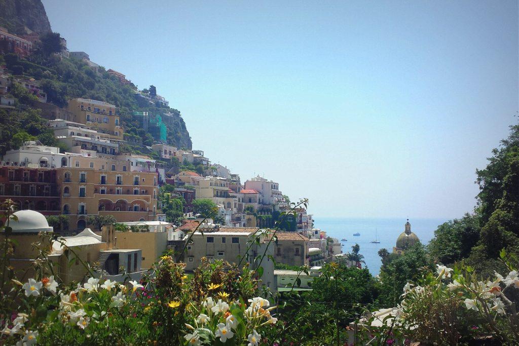 Costa Amalfitana: um dos rolês motorizados do WOI.