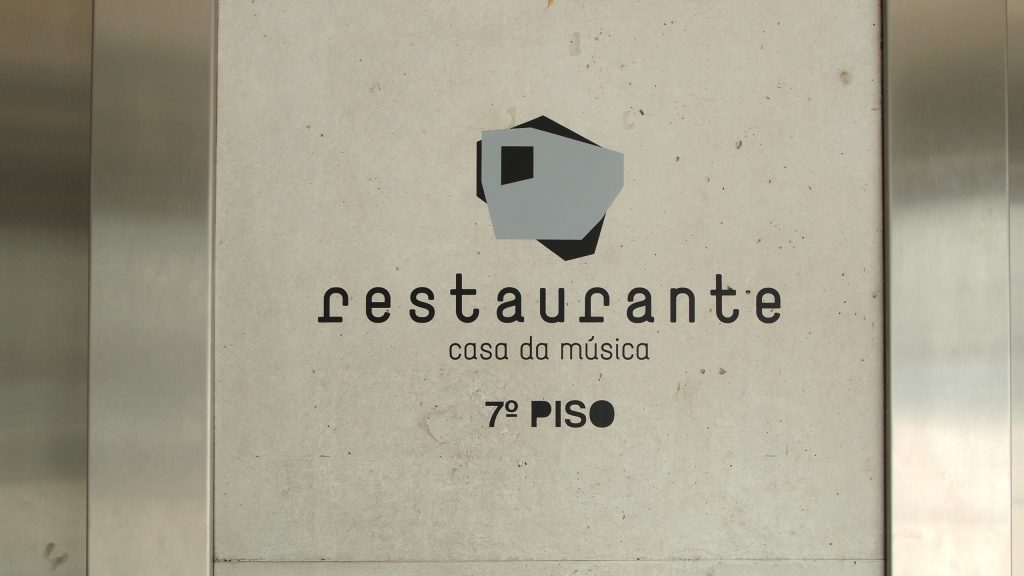 Não percam o post sobre o Restaurante da Casa da Música!