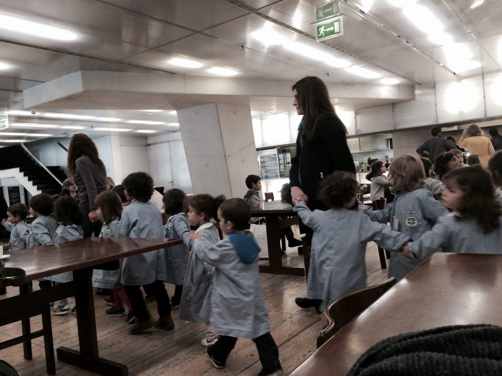 Atividades e progaramação para escolas e instuições não governais são estão presente na agenda da Casa durante o ano inteiro - Créditos: P. Dieb