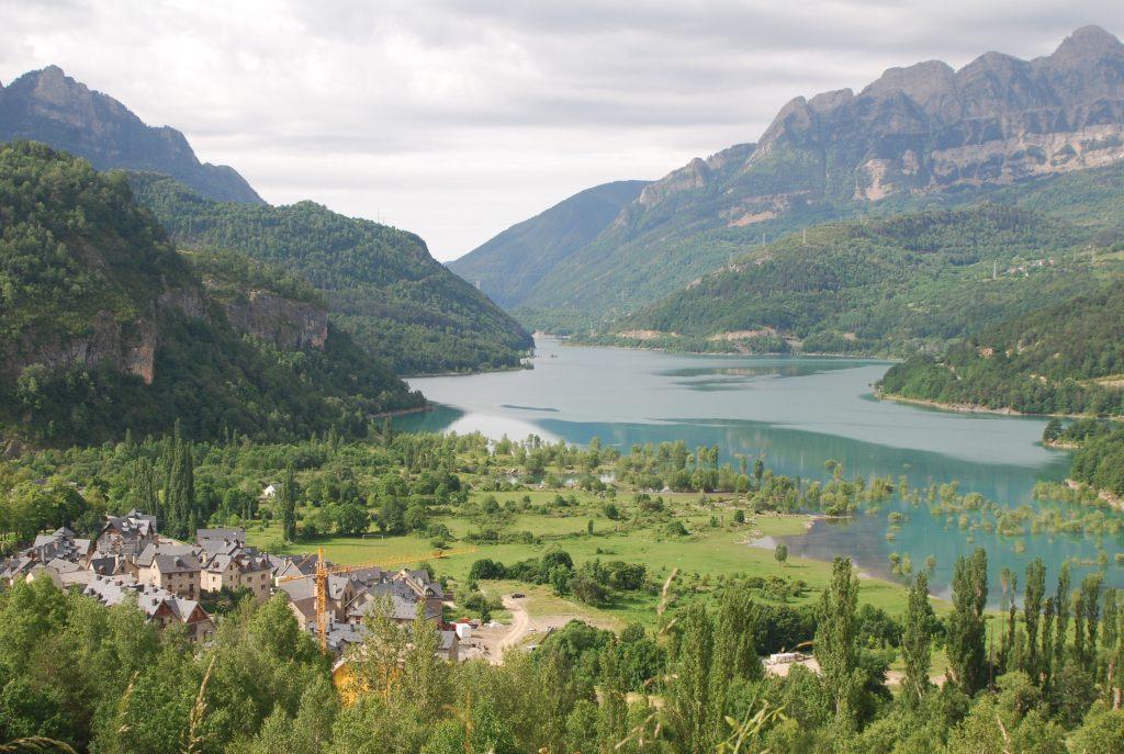 Pirineus Aragoneses. Foto: umbrasileironaespanha.wordpress.com