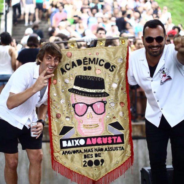 Acadêmicos do Baixo Augusta faz desfile oficial neste finde. Foto: Divulgação