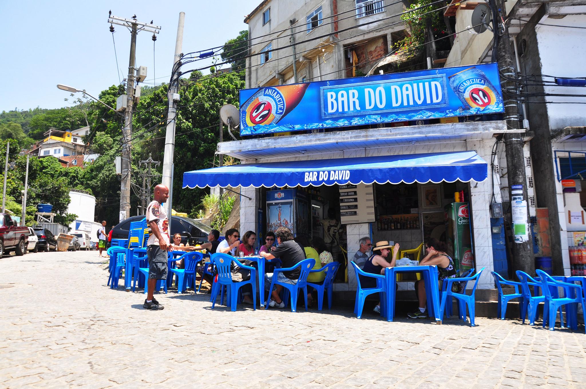 Bar do David. Foto: Alexandre Macieira|Riotur
