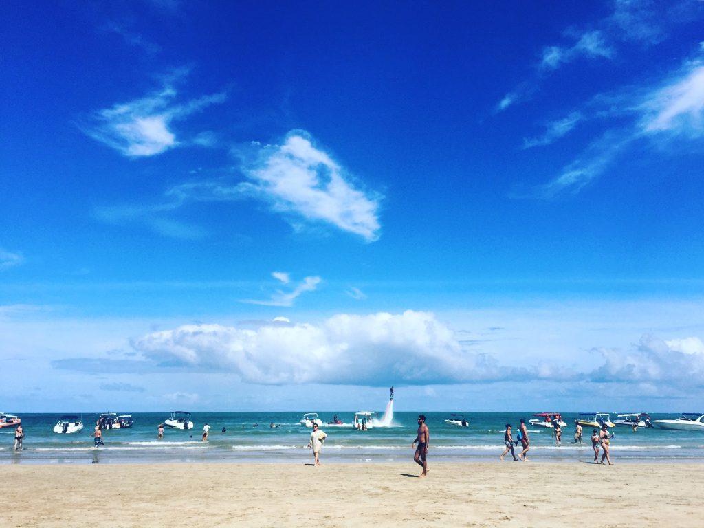 Praia de Cueira, Boipeba. Foto: Lalai Persson