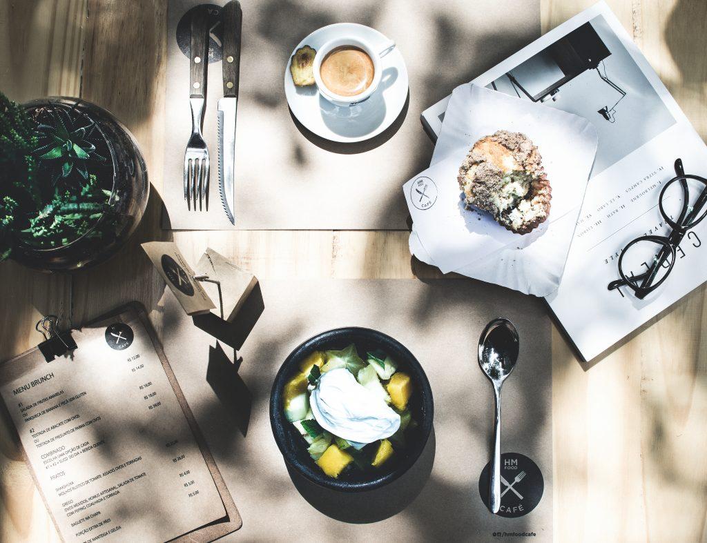 HM Food Cafe. Foto: Divulgação