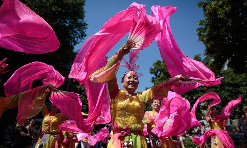Carnaval das Culturas