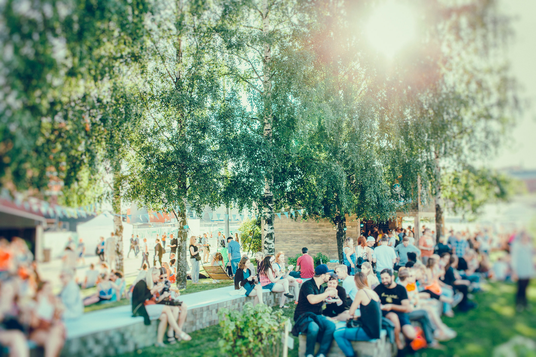 Flow Festival. Foto: Jussi Hellsten / Divulgação