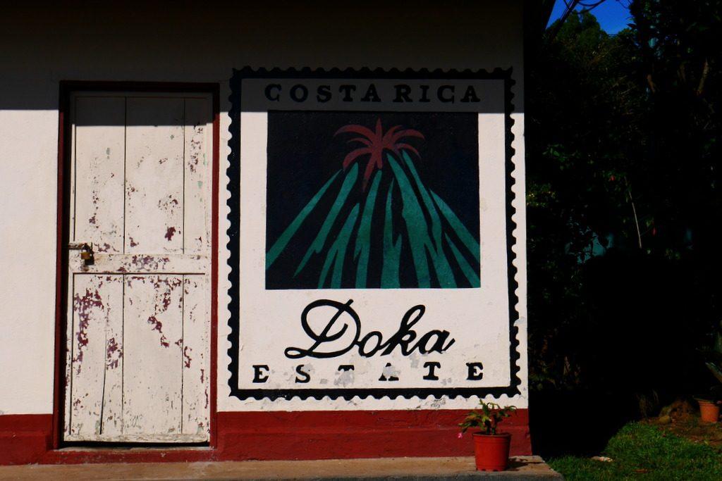 """A Doka é uma das gigantes produtoras de café da Costa Rica, e oferece um dos mais populares """"coffee tours"""" perto de San José, a capital costa-riquenha."""
