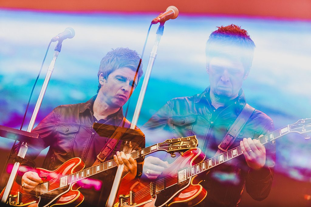 Noel Gallagher. Foto: I Hate Flash / flickr.com/lollapaloozabr