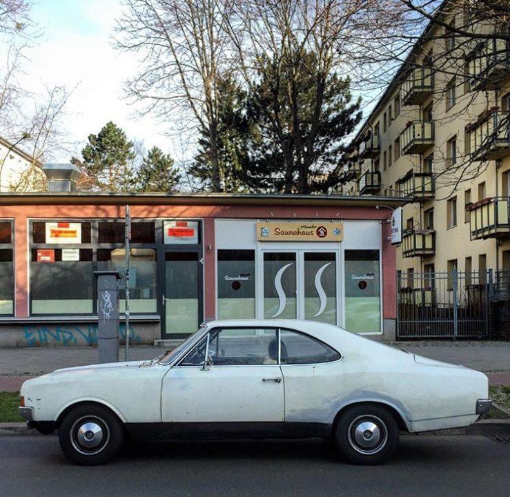 Chevrolet Opala ou Opel Rekord?