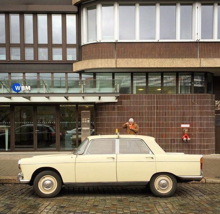 Táxi Peugeot 404