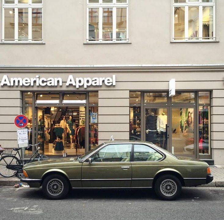 BMW 635 CSi, a mais bela das bimmers