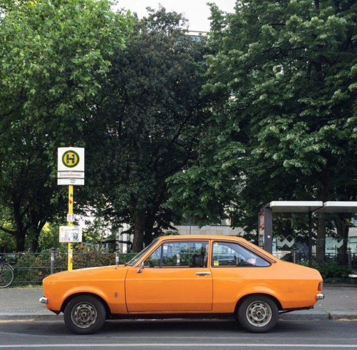 Ford Escort dos anos 1970