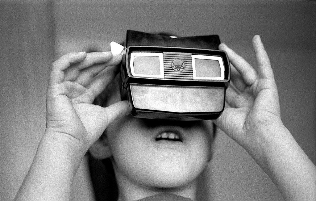 Realidade Virtual. Foto: flickr.com/OlivIreland