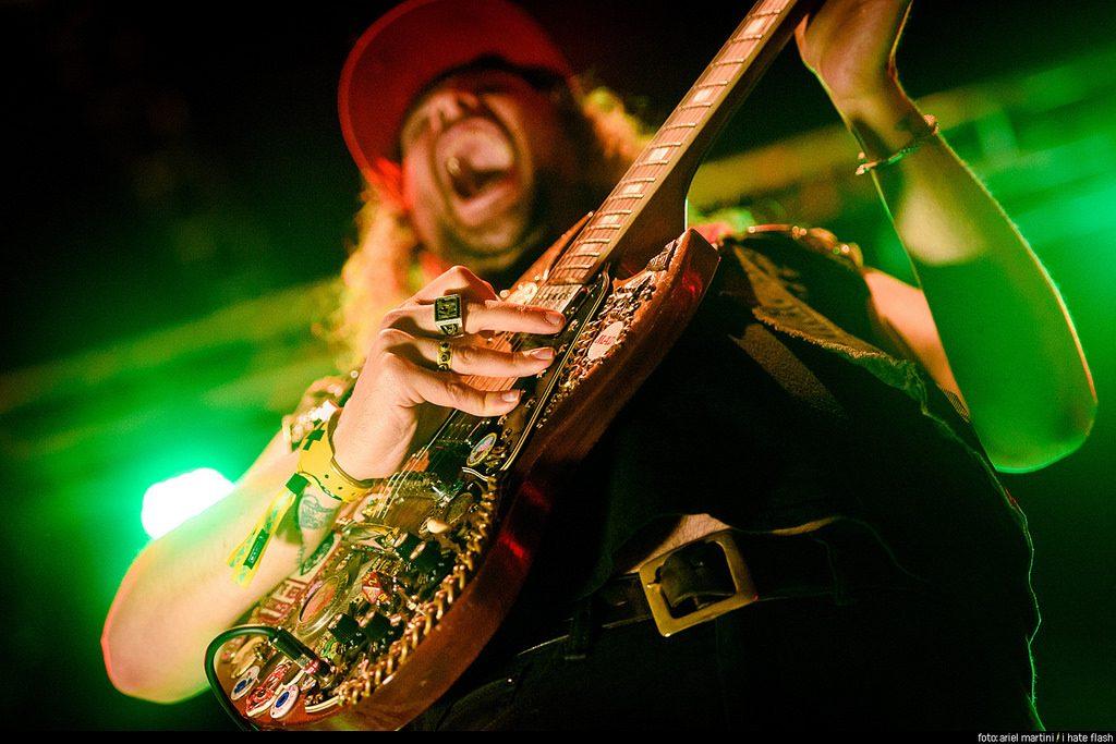 Festival Bananada. Foto: Ariel Martini / I Hate Flash