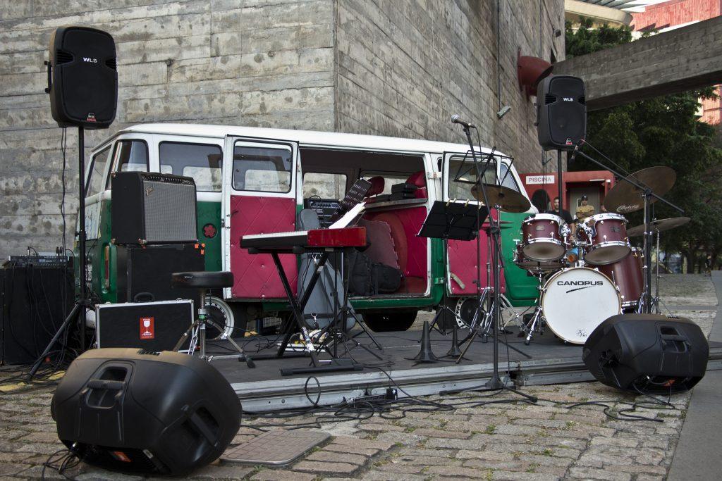 Jazz na Fábrica. Foto: Carlos Rocha / Sesc SP