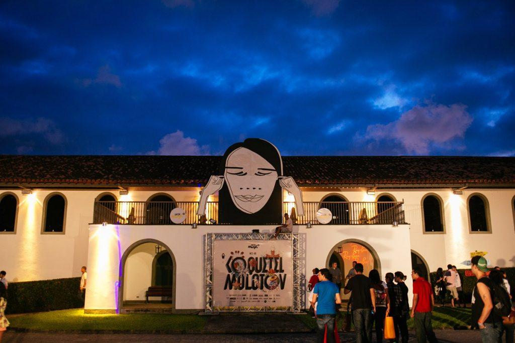 Coquetel Molotov 2015. Foto: Flora Pimentel / Divulgação