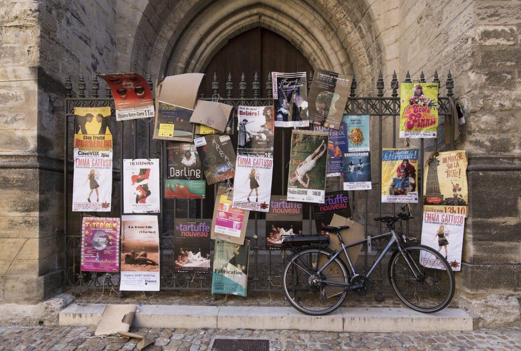 Festival de Avignon. Foto: Elaine Maziero
