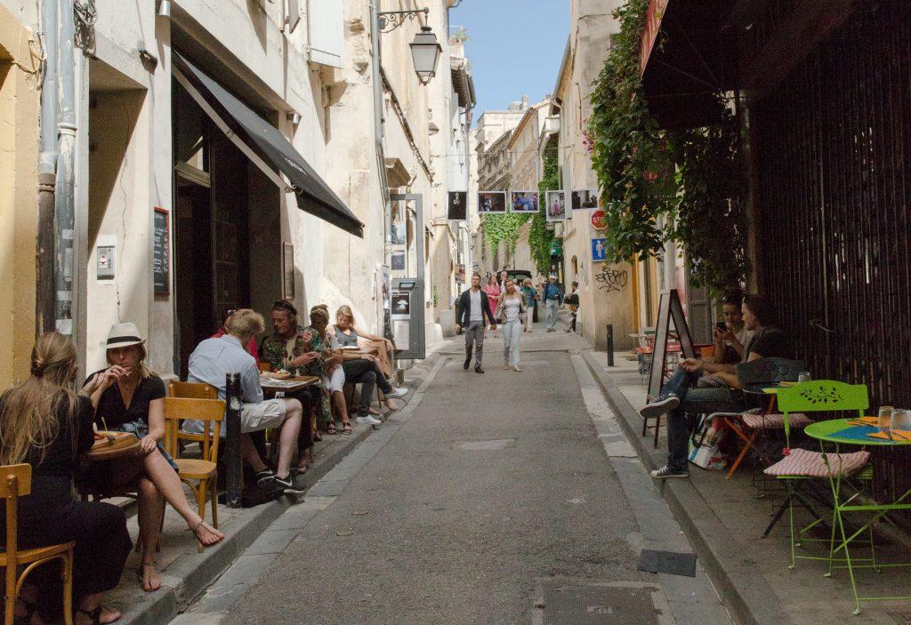 Arles. foto: Elaine Maziero