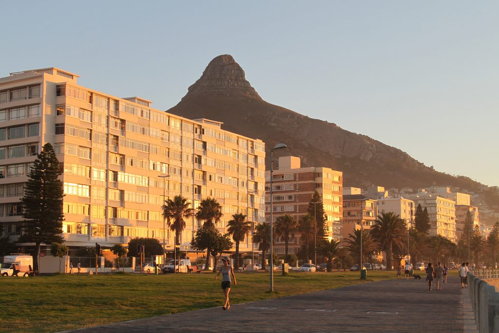 Sea Point. Foto: flickr.com/flowcomm