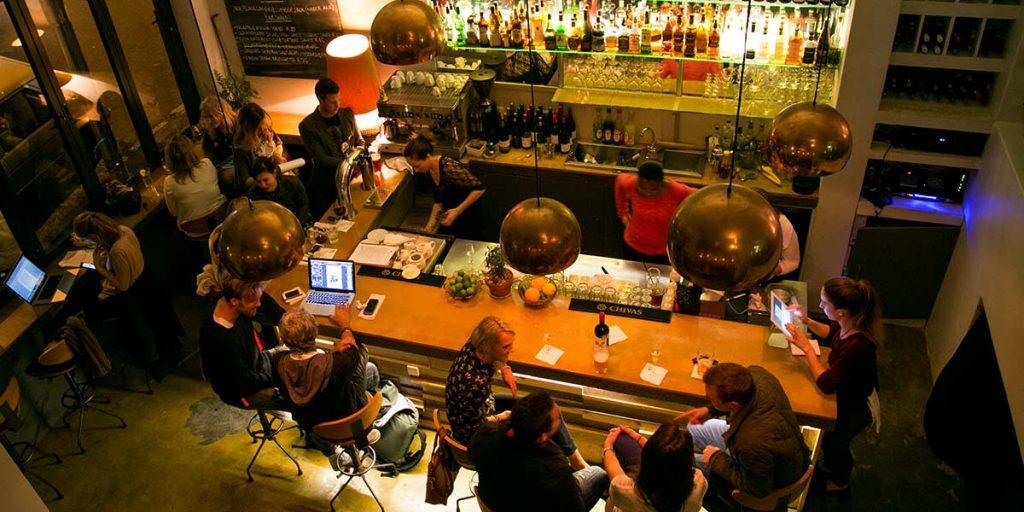 Black Sheep Restaurant. Foto: divulgação