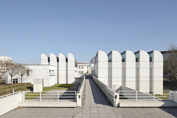 Bauhaus Archiv em Berlim. Foto: divulgação