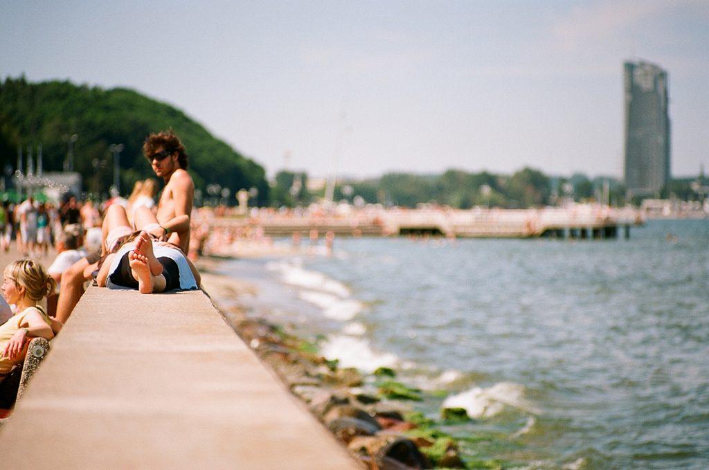 Gdynia, Polônia. Foto: Anna Garlikowska