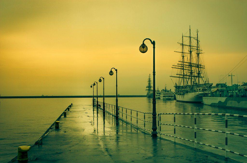 Gdynia. Foto: Kamil Rejczyk
