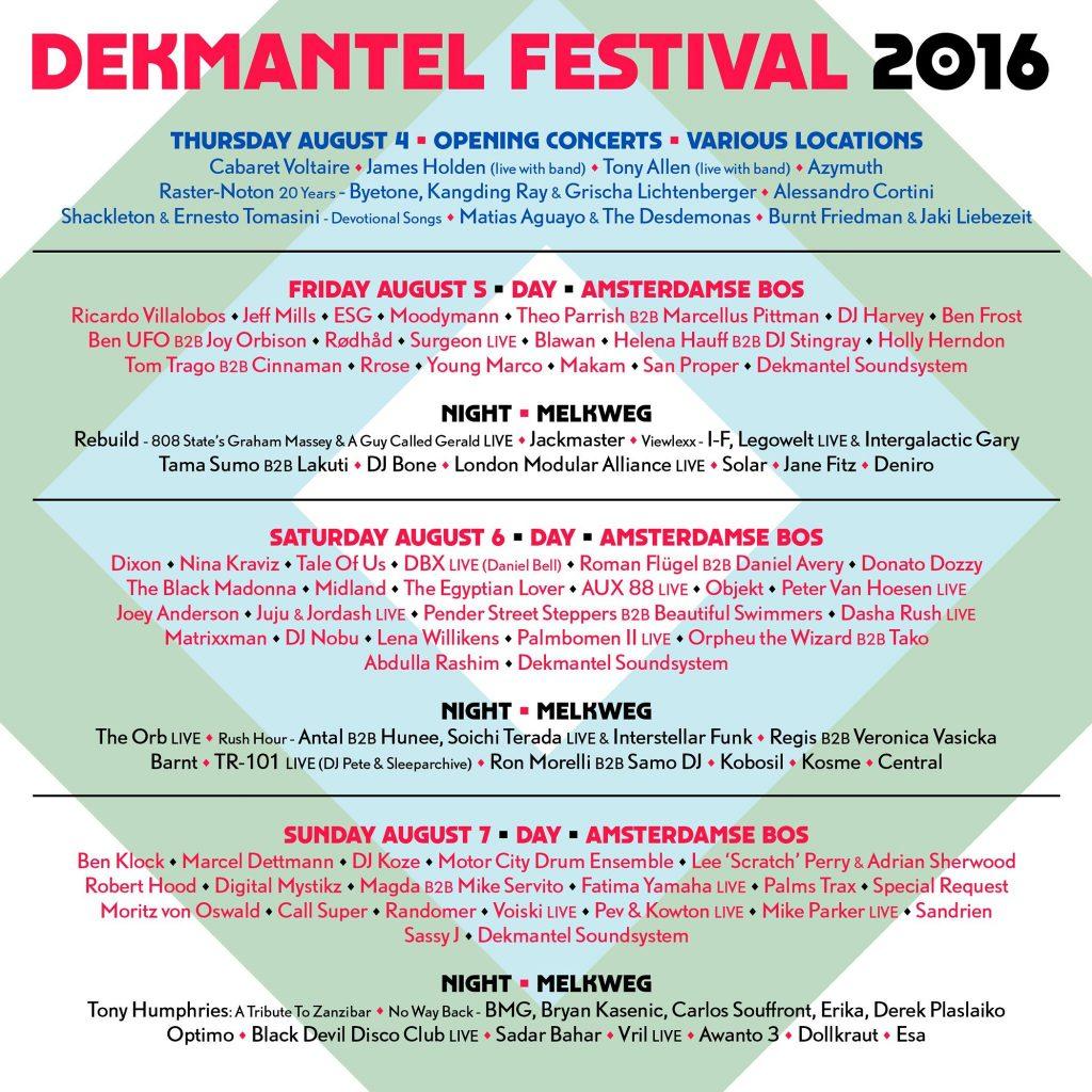 dekmantel-lineup-poster-2016