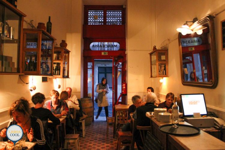 Taberna Rua das Flores. Foto: Lisboa Cool