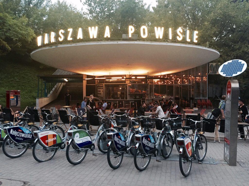 Estação de bikes: elas são as melhores para se locomover pela cidade. Foto: Renato Salles