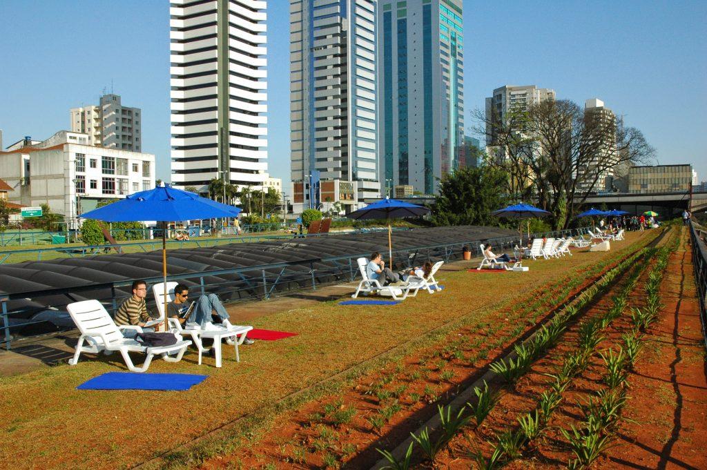Jardins do CCSP - Foto: João Mussolin