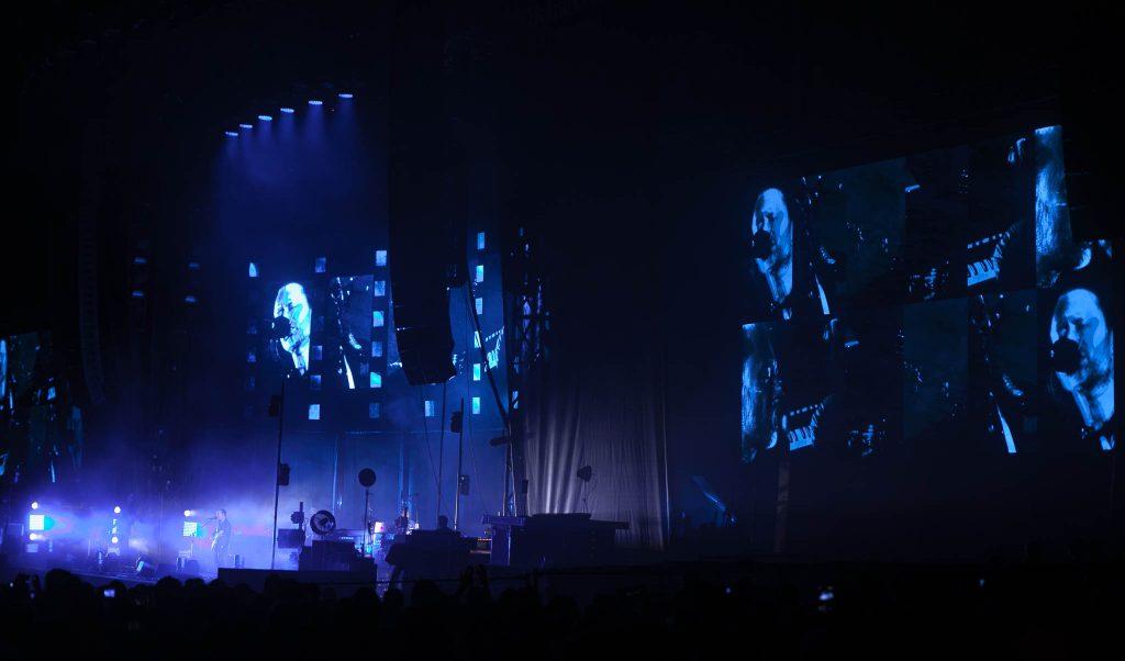 Radiohead. Foto: Ola Persson