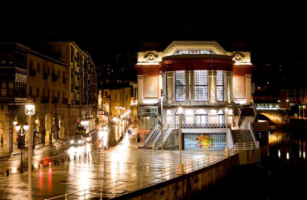 Mercado de la Ribera (foto: Flickr - arrano)