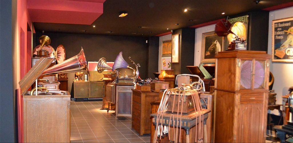 The Phono Museum. Foto: divulgação