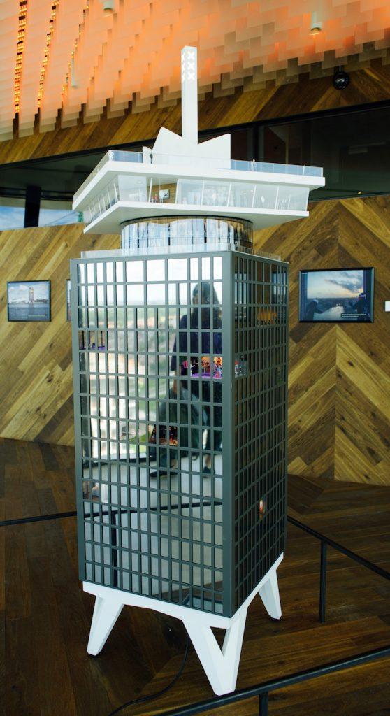 Miniatura do prédio A'Dam Toren