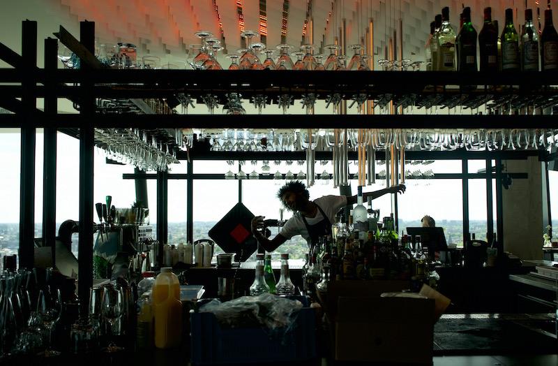 O bar. Foto: Lalai Persson