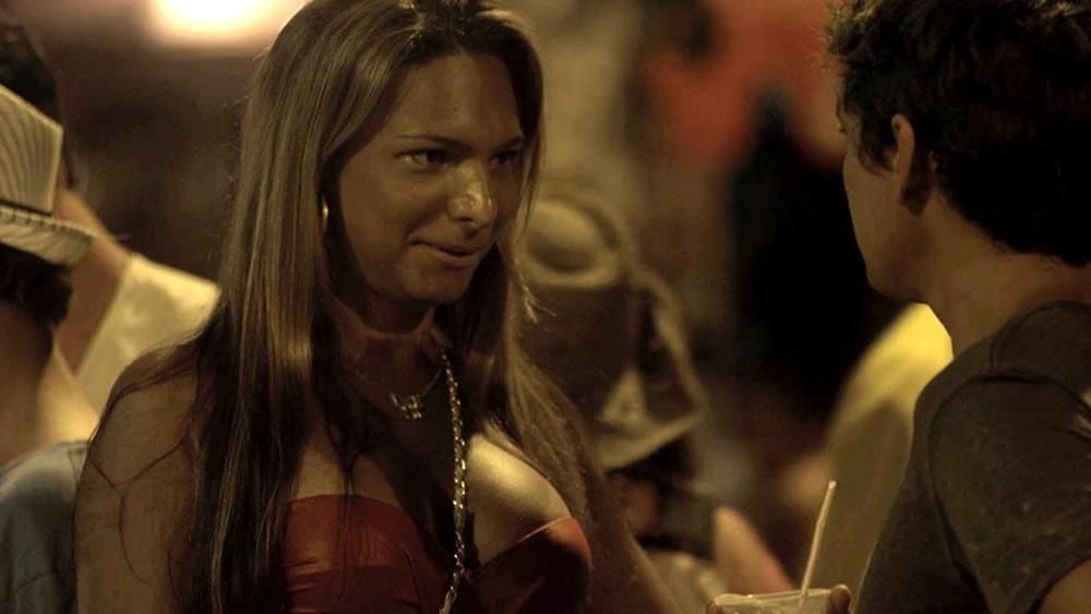 Batendo um papo com uma 'garota de Ipanema'