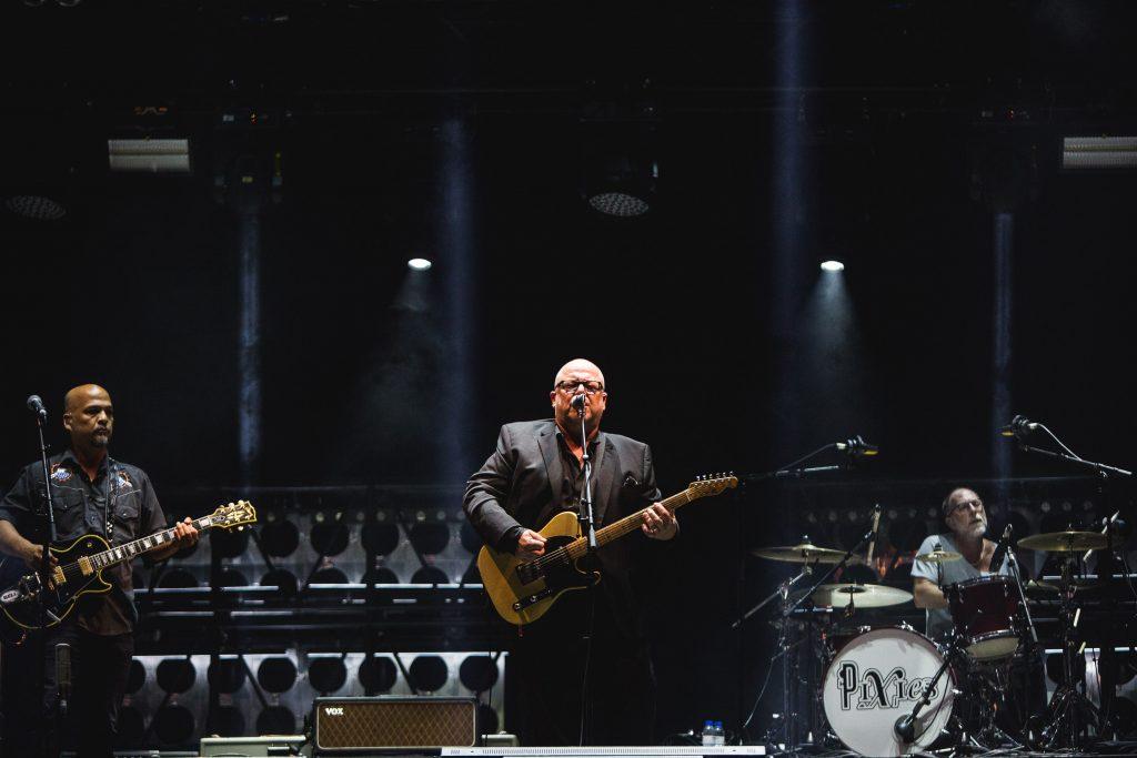 Pixies. Foto: Arlindo Camacho / Divulgação