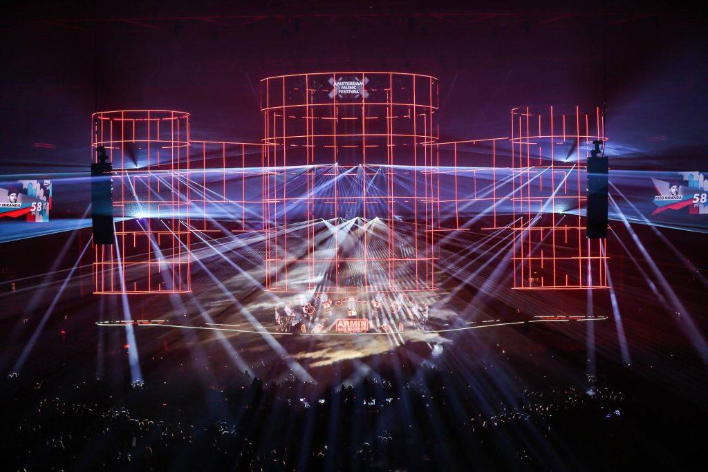 ADE Festival: Amsterdam Music Festival (AMF) - Arena. Foto: vincentvandenboogaard.nl