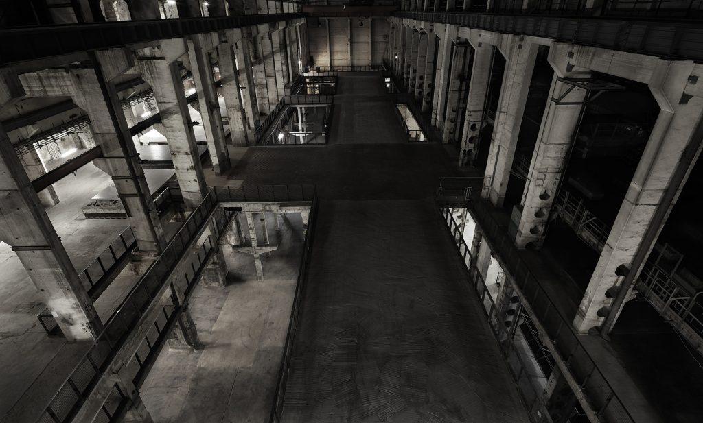 Kraftwerk Berlin, local onde acontecerá o Berlin-Atonal