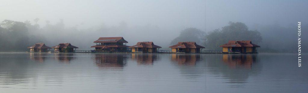 Uacari Lodge. Foto: Amanda Lelis