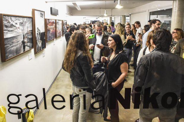 A Galeria Nikon oferece cursos e palestras - Divulgação