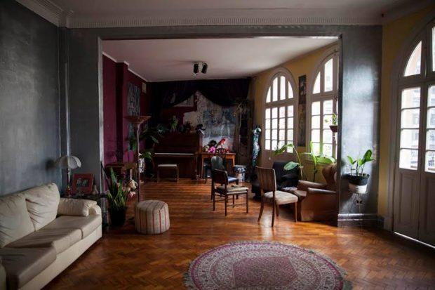 Estúdio Lâmina: casa-galeria, coletivo e residência artística - Divulgação