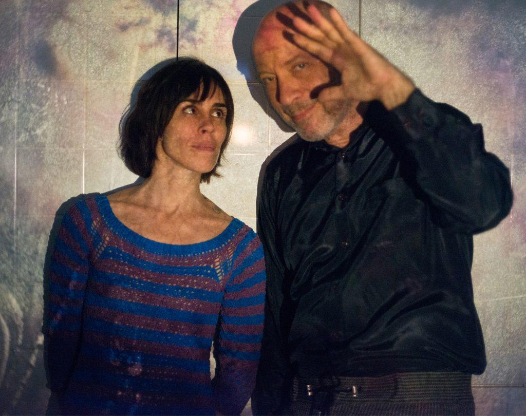 Edgard Scandurra e Silvia Tape - Foto: Juliana R. (Divulgacao)